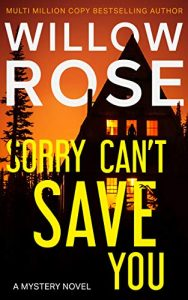 SORRY CAN'T SAVE YOU book